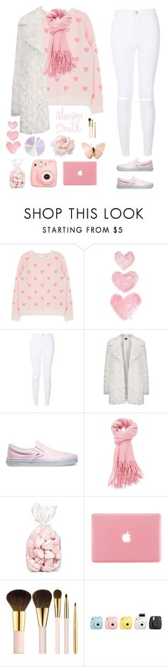 """""""Valentines"""" by genesis129 ❤ liked on Polyvore featuring Topshop, Vans, AERIN, Fuji, women's clothing, women, female, woman, misses and juniors"""