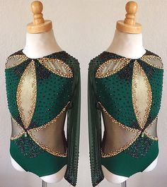 To Die For Costumes custom solo costume for Miss Cassidy Reigel! My interpretation of a