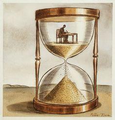 voltas de inspiração: Tempo