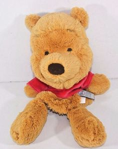 Gund Disney Winnie the Pooh Full Body Puppet Plush Stuffed Doll Toy Big Head…