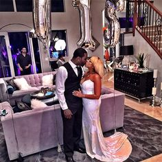 The Vicks - These Photos of Michael Vick and His Wife Are As Sweet As It 91da53f67