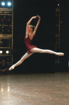 aurelie-dupont:Perle Vilette during Paris Opera Ballet School demonstrations show