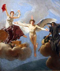 Anges Et Archanges, Histoire De L art, Art Figuratif, Classique, Tableau 0af838e0df4