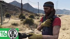 Grand Theft Auto V Part 16 (SCS). Please Like, Comment, Subscribe & Share. Above all else Enjoy ! Cert 18 !!  https://youtu.be/EcaHH7QMos0