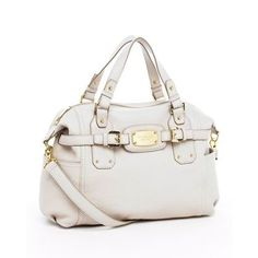 For My Holiday ,Michael Kors Satchel,Michael Kors Gansevoort Medium Satchel Vanilla Sale-149