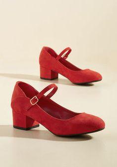 f6ea54eb5ac3 Fundamentally Feminine Block Heel Red Block Heels