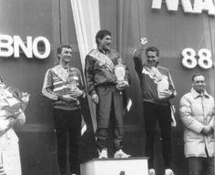 Maraton Dębno 1988