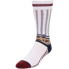 Cincinnati Reds Stance Memorial Day Sock - White - $17.99