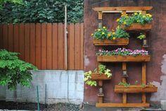 Backyard Oasis: How To Make Your Own Vertical Garden — Apartment Therapy Submissions