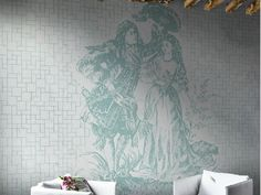 Check geometric wallpaper DRIFT Life! 13 Collection by Wall