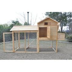 New Large Chicken Hen, Poultry Coop, Hen House Pen