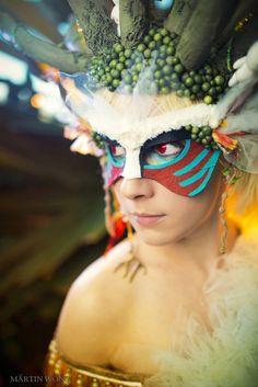 Princess Mononoke Cosplay Costume 5