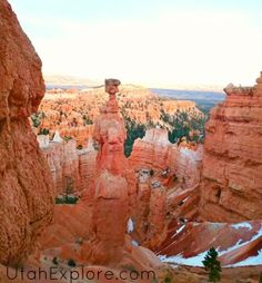 Top 5 Family Friendly Hikes in Bryce Canyon!