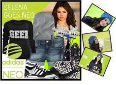 """NEO- Selena Gomez"" by cheeksd on Polyvore"