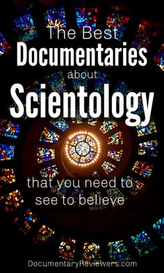 These Scientology documentaries will totally blow your mind! This secretive cult has some really bizarre rituals.it's definitely one of the most interesting ones out there! Action Film, Action Movies, Ex Files, Cult Movies, Funny Movies, Hbo Documentaries, Jim Morrison Movie, Hope For The Future, Discovery Channel