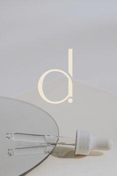 Brand Identity Pack, Brand Identity Design, Brand Design, Salons Decor, Skincare Branding, Clinic Logo, High Touch, Cosmetic Design, Modern Logo Design