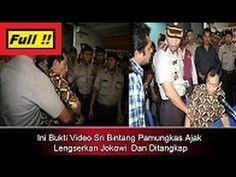 FULL !! Video Sri Bintang Pamungkas Ajak Lengserkan Jokowi Hingga Ditang...