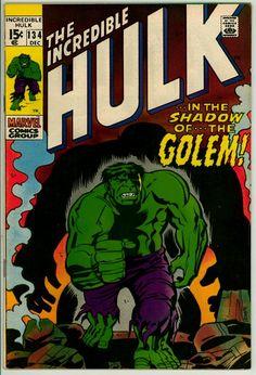 Incredible Hulk 134 (FN+ 6.5)