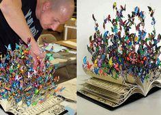 The artist is David Kracov.