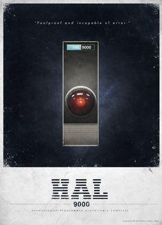 HAL 9000 (si, también es mi héroe)