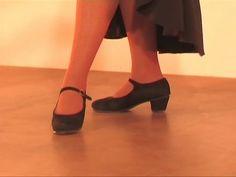 ▶ Aprende a bailar Sevillanas - Parte 1- Gratis - Curso de Sevillanas completo - paso a paso - YouTube