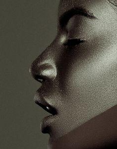 Ebonee Davis for Creem Magazine by Elena Jasic