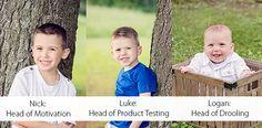 Meet the kids behind Babee Talk! Product Launch, Lol, Meet, Motivation, Kids, Young Children, Boys, Children, Boy Babies
