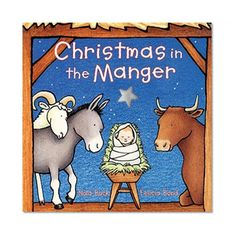 Christmas in the Manger/Nola Buck