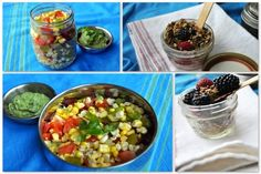 Recipes for a Lazy Picnic Party  (vegan/raw)