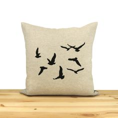 Bird pillow cover  $34