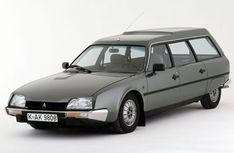 CITROEN CX just like my old car 110mph