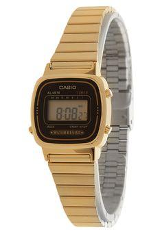 Relógio Casio LA670WGA-1DF Dourado 0112fd0ae56dc