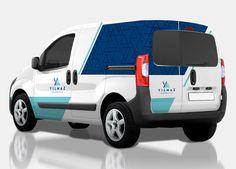 Kurumsal Kimlik Tasarımı Van, Vehicles, Rolling Stock, Vans, Vehicle