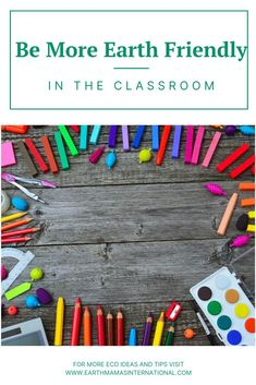 Ten idea of things you can do in your classroom this year to make your space more eco-friendly and your impact less harmful on the Earth.   #classroomidea #classroomprocedures #beginningoftheyearprocedures #firstdaysofschool #greenactivities #teacher #school Classroom Expectations, Earth Mama, Classroom Procedures, Zero Waste, You Can Do, Activities For Kids, Back To School, Eco Friendly, Teacher