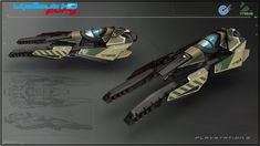 WipEout HD Fury - Triakis by Etch06.deviantart.com