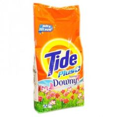 Ultra Tide Plus Downy Powder Detergent Fanta Can, Grocery Items, Downy, Household Items, Snack Recipes, Powder, Chips, Canning, Food