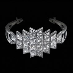 Solange Azagury Partridge diamond bracelet