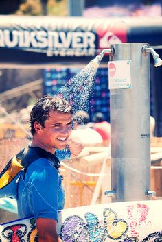 Julian Wilson, cutest Aussie accent ever.