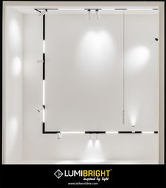 LIMIBRIGHT #SPOT Olimtra Track light is a hybrid of elegance and flexibility. Integrated by its overall functionality that fully enhances commercial and residential spaces,with two heads that give thorough beam of light and aims accurately to objects. Adjustable aiming lets you put light exactly where you need it and has sophisticated firm appearance and texture adding a great feel to any interior spaces. www.ledworldme.com Track Lighting, Beams, Signage, Flexibility, Commercial, Objects, Led, Spaces, Lights