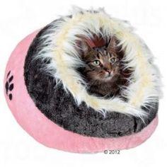 Nicchia per Gatti - Cuccia per Gatti di Soffice  Peluche #Nicchia #Cuccia #Gatti #Soffice #Peluche http://www.principini.it/prodotti/gatti/cucce-nicchie-gatti/nicchia-per-gatti