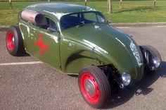 Volksrod VW beetle RatRod not bay window or split screen T4 T5 classic | eBay
