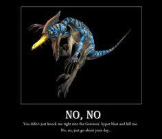 Jokes on Monster-Hunter-Alpha - deviantART