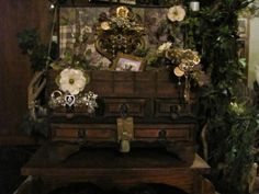 Faerie Chest by wmerchantile on Etsy  Ohhhhhh.....!