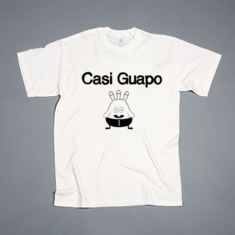Camiseta Casi Guapo de EsCuqui