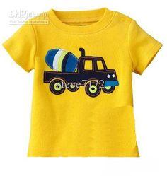kids tees shirts short sleeve tshirts tops jumper jersey blouses boys sweatshirts garments M1315