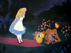Alice In Wonderland: Curiosity Killed the Oyster - A Waltz Through Disney