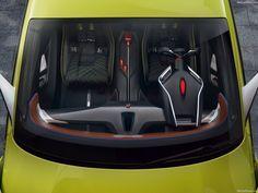 BMW 3.0 CSL Hommage Concept - Interior, 2015, 1600x1200, 16 of 27