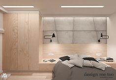 DOM W JÓZEFOSŁAWIU - Sypialnia, styl nowoczesny - zdjęcie od design me too