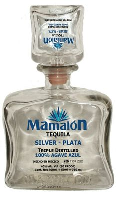 Mamalon Tequila ultra smooth gold medal winner SFWSC