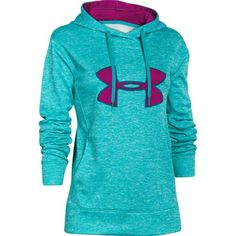 Under Armour Women's Big Logo Appliqué Twist Hoodie 25% off!